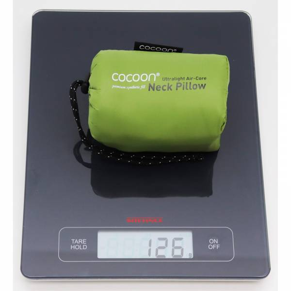 COCOON Air-Core U-Shaped Neck Pillow - Nackenkissen - Bild 5