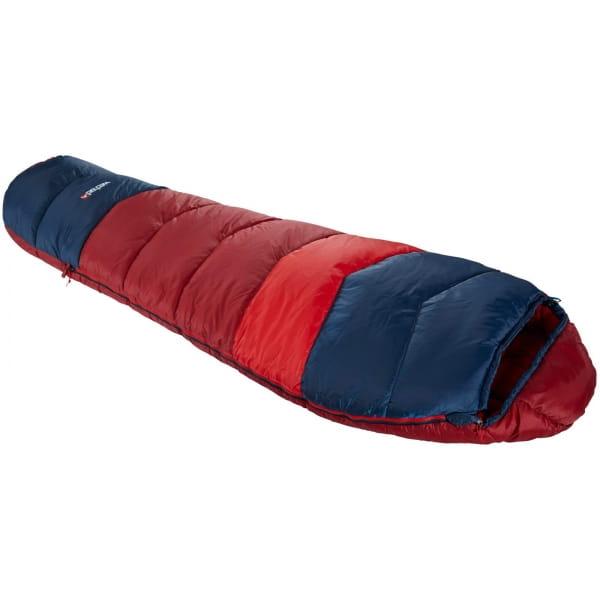Wechsel Tents Stardust -5° M - Schlafsack red dahlia - Bild 8