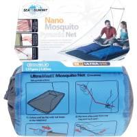 Vorschau: Sea to Summit Nano Mosquito Net Double Standard - Bild 1