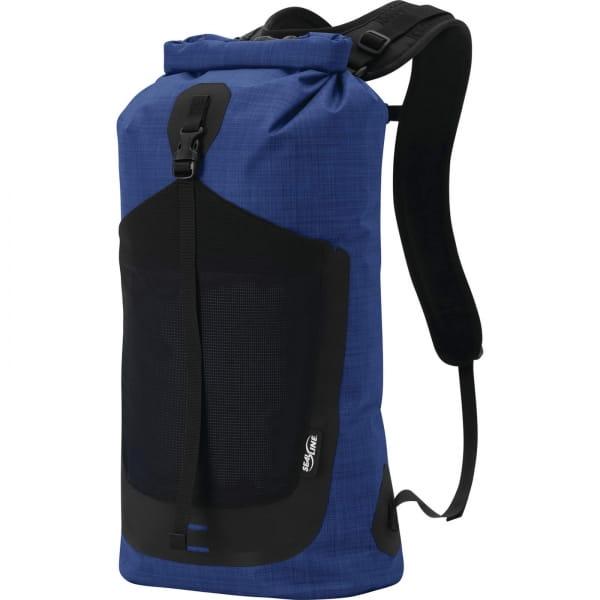Sealline Skylake Pack 18 - wasserdichter Daypack heathered blue - Bild 3