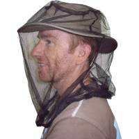 360° degrees Headnet - Moskitonetz Kopf