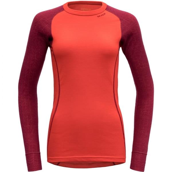 DEVOLD Duo Active Woman Shirt - Funktionsshirt beetroot - Bild 1