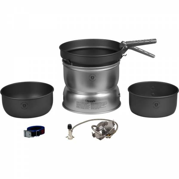 Trangia Sturmkocher Set groß - 25-7 UL-HA - Gas - ohne Wasserkessel - Bild 1