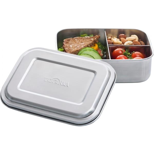 Tatonka Lunch Box III 1000 ml - Edelstahl-Proviantdose stainless - Bild 3