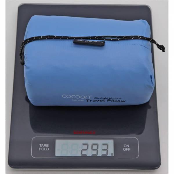 COCOON Air-Core Pillow Ultralight Large - Reise-Kopfkissen - Bild 7