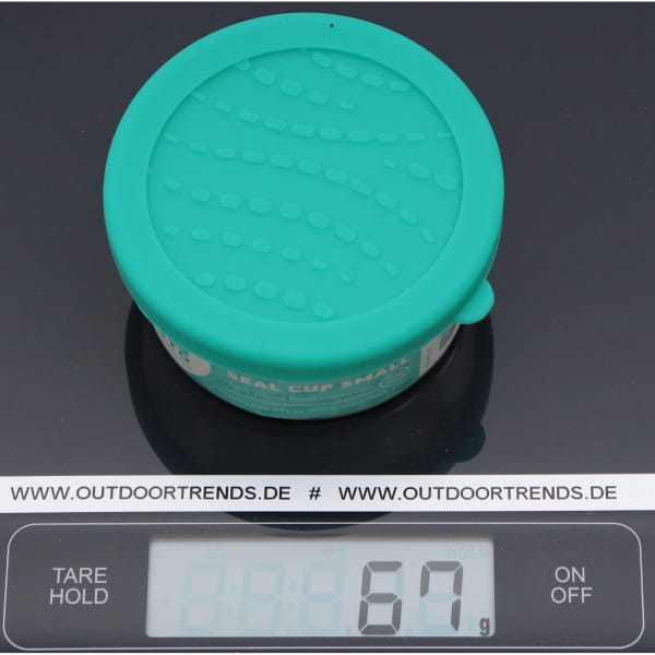 ECOlunchbox Seal Cup Small - Edelstahl-Silikon-Dose - Bild 2