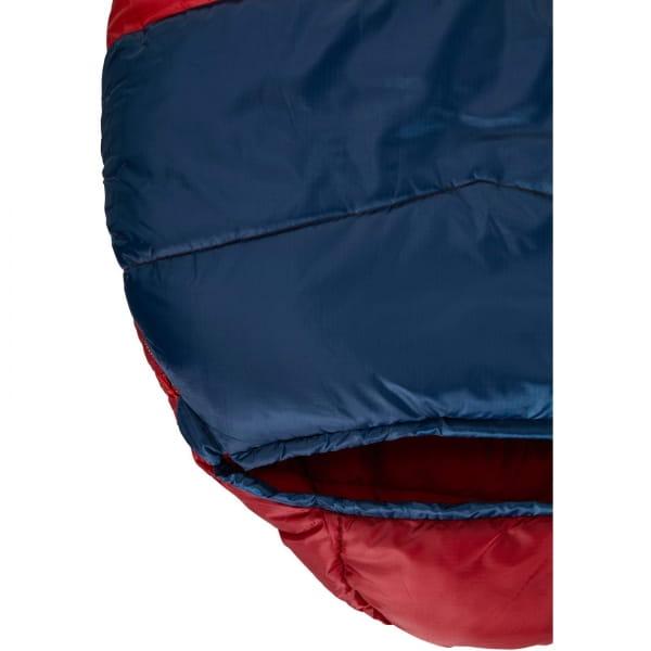 Wechsel Tents Stardust -5° M - Schlafsack red dahlia - Bild 18