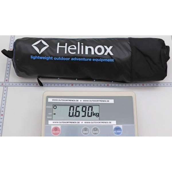 Helinox Table One - Falttisch black-blue - Bild 2