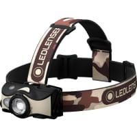 Ledlenser MH8 - Stirnlampe
