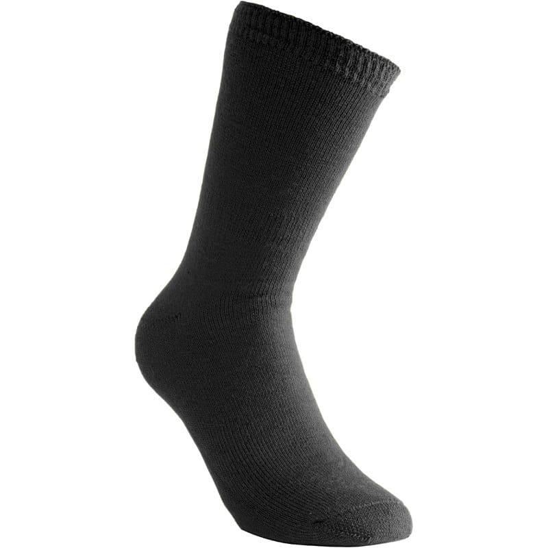 Woolpower Sport Socke 400 schwarz - Bild 1