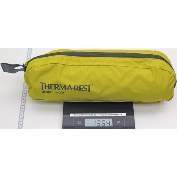 Therm-a-Rest LuxuryLite UltraLite Cot Large - leichtes Feldbett - Bild 3