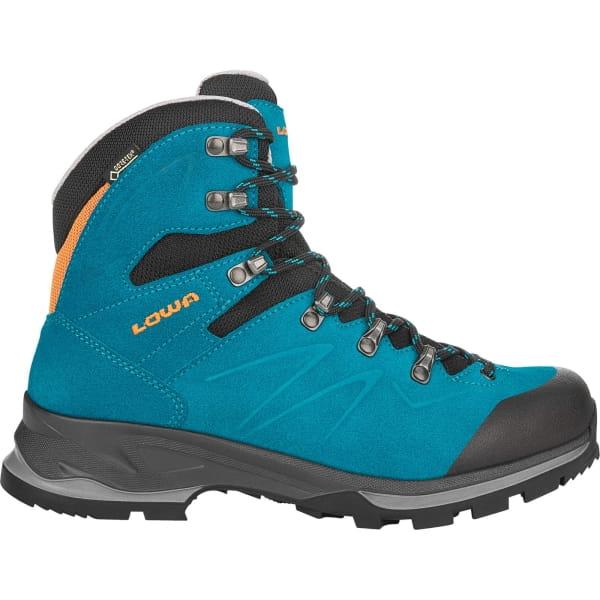 Lowa Badia GTX® Women's - Trekkingschuhe turquoise-mandarin - Bild 1
