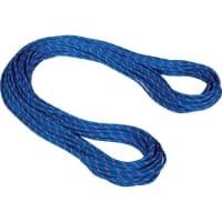 Vorschau: Mammut 7.5 Alpine Sender Dry Rope - Doppelseil blue-safety orange - Bild 3