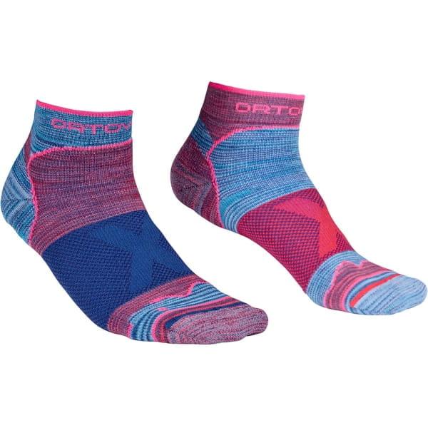 Ortovox Alpinist Low Socks Women - Socken hot coral - Bild 1