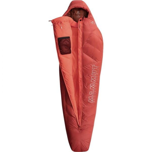 Mammut Perform Down Bag -7C - Schlafsack safety orange - Bild 2
