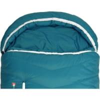 Vorschau: Grüezi Bag Biopod DownWool Subzero Comfort - Daunen- & Wollschlafsack autumn blue - Bild 6