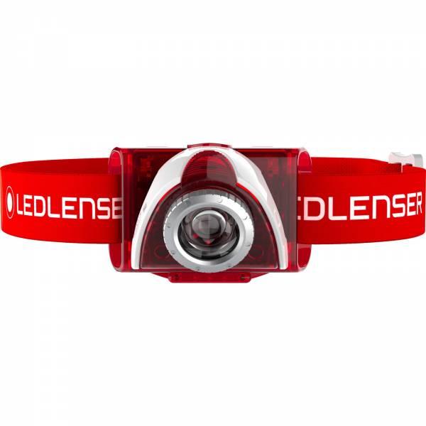 Ledlenser SEO 5 - Kopflampe rot - Bild 2