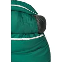 Vorschau: Grüezi Bag Biopod DownWool Subzero - Daunen- & Wollschlafsack pine green - Bild 13