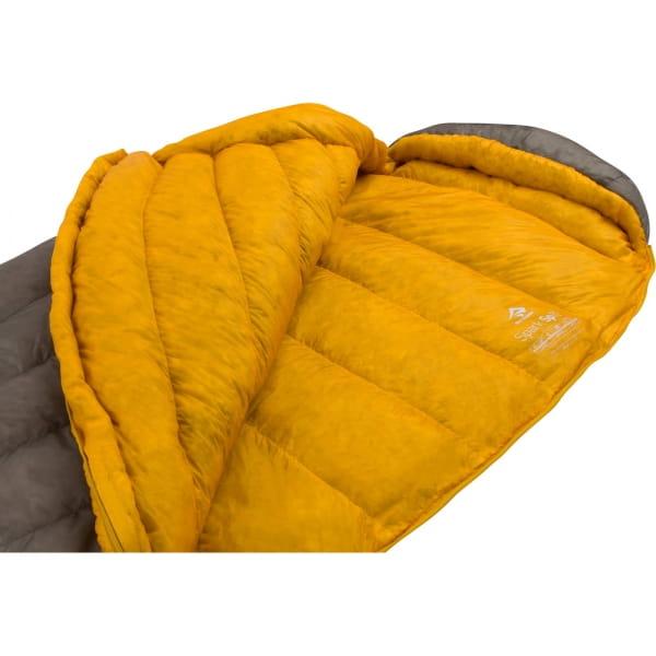Sea to Summit Spark SpII - Schlafsack dark grey-yellow - Bild 7