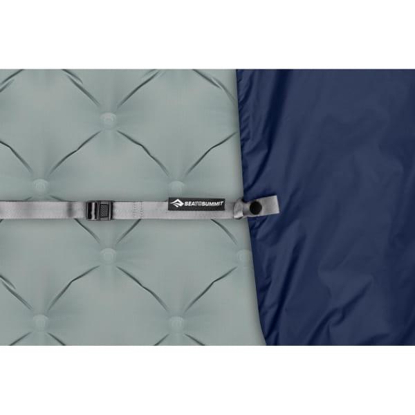 Sea to Summit Glow GwI Regular - Kunstfaser-Decke dark sapphire-grey - Bild 8