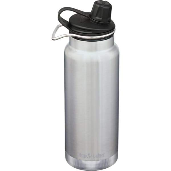 klean kanteen TKWide 32oz Wide Chug Cap - 946 ml Thermoflasche brushed stainless - Bild 1