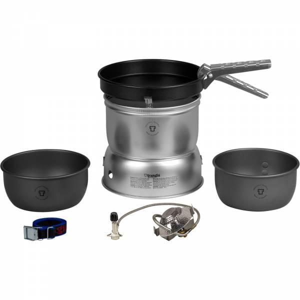 Trangia Sturmkocher Set klein - 27-9 UL-HA - Gas - ohne Wasserkessel - Bild 1