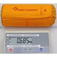 Vorschau: Sea to Summit Ultralight Insulated Mat - Schlafmatte orange - Bild 4