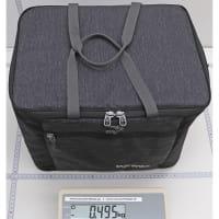 Vorschau: Tatonka Cooler Bag L - Kühltasche off black - Bild 3