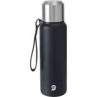 Vorschau: Origin Outdoors PureSteel 0,75 L - Isolierflasche black - Bild 2