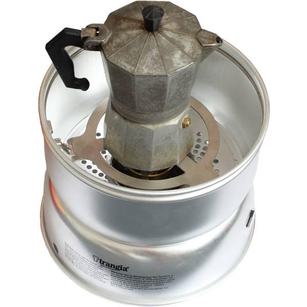 outdoortrends Kaffeemaschinen-Aufsatz für verschiedene Kocher - Bild 5