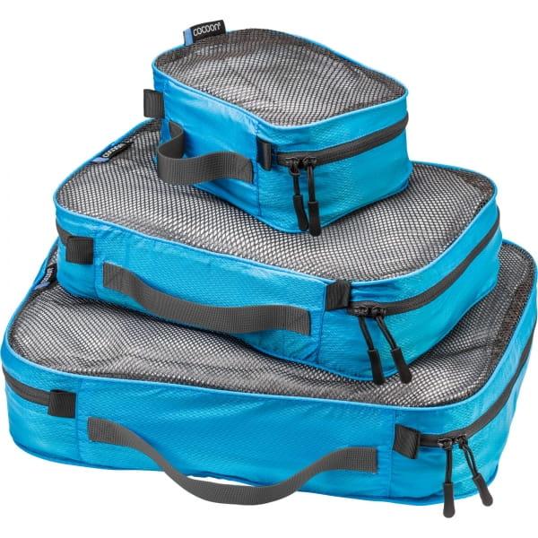 COCOON Packing Cube Ultralight Set  - Packtaschen caribbean blue - Bild 1