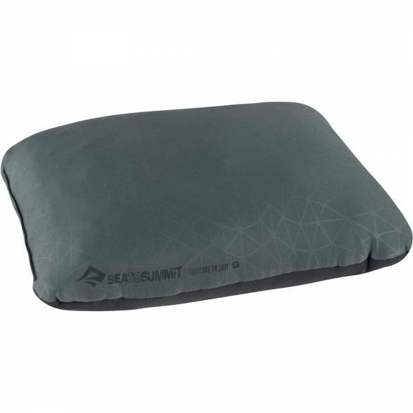 Sea to Summit Foam Core Pillow Regular - Kopfkissen grey - Bild 4