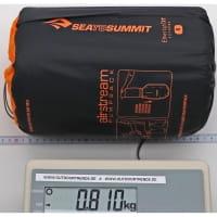 Vorschau: Sea to Summit EtherLite XT Extreme - Schlafmatte black-orange - Bild 7