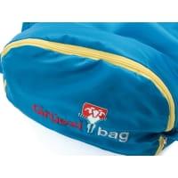 Vorschau: Grüezi Bag Kids Grow Colorful - Schlafsack für Kinder water - Bild 11