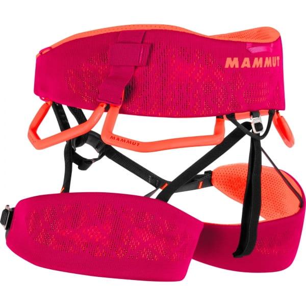Mammut Comfort Knit Fast Adjust Women's - Klettergurt sundown-safety orange - Bild 2
