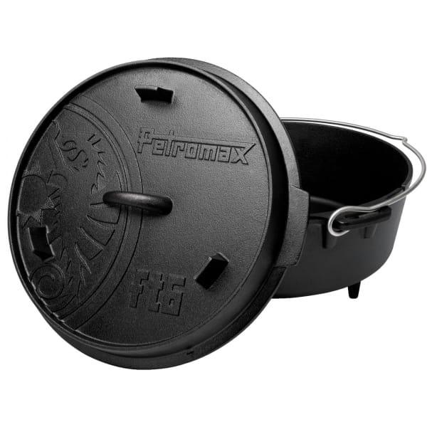 Petromax Feuertopf ft6 mit Füßen - Dutch Oven - Bild 1