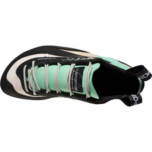 La Sportiva Miura Woman - Kletterschuhe white-jade green - Bild 6