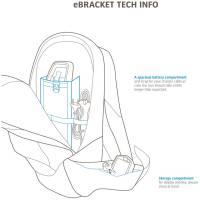 Vorschau: VAUDE eBracket 28 - E-Bike Rucksack - Bild 4