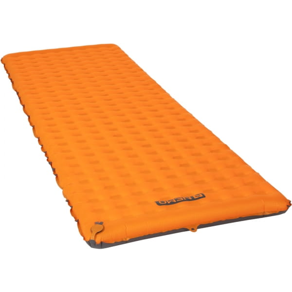 NEMO Tensor Alpine Insulated Rectangular - Schlafmatte mountaineering orange - Bild 1