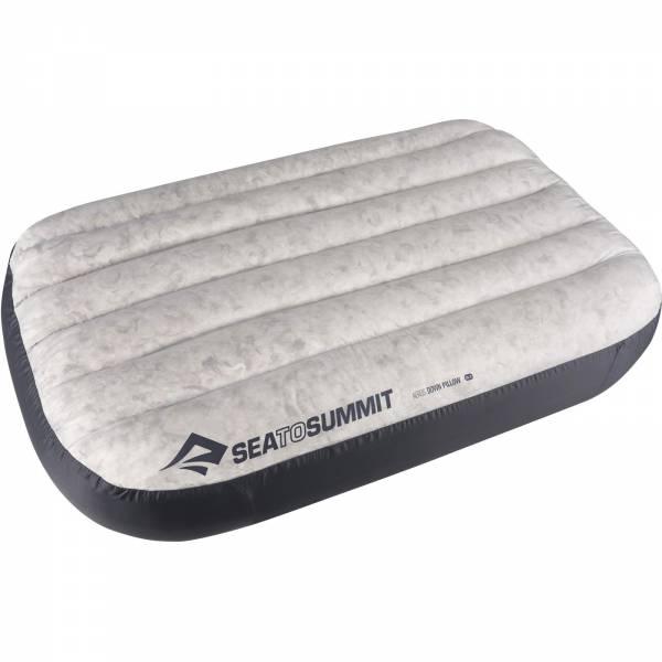 Sea to Summit Aeros Pillow Down Deluxe - Kopfkissen grey - Bild 1
