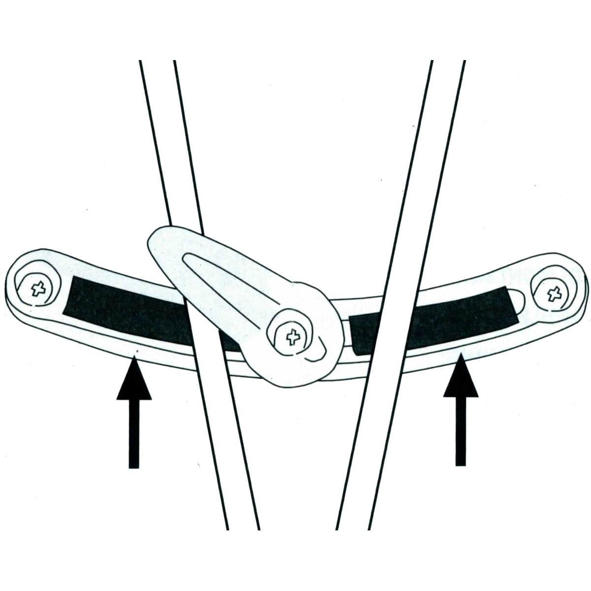 Ortlieb Scheuerschutz für Radtaschen - Bild 3
