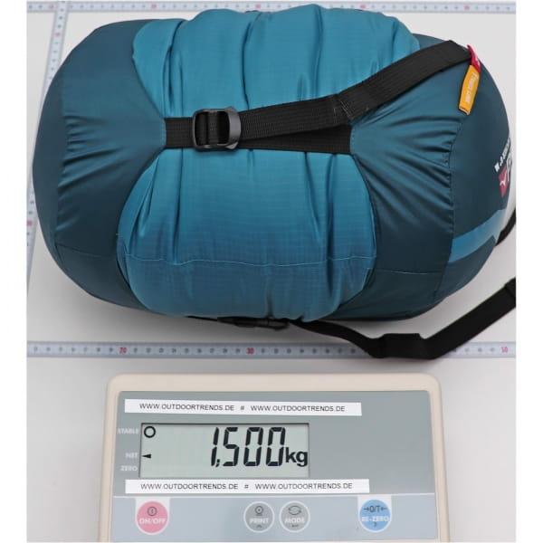 Wechsel Tents Dreamcatcher 0° M - Schlafsack legion blue - Bild 2