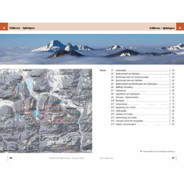 Panico Verlag Bayerischen Alpen - Skitourenführer - Bild 4