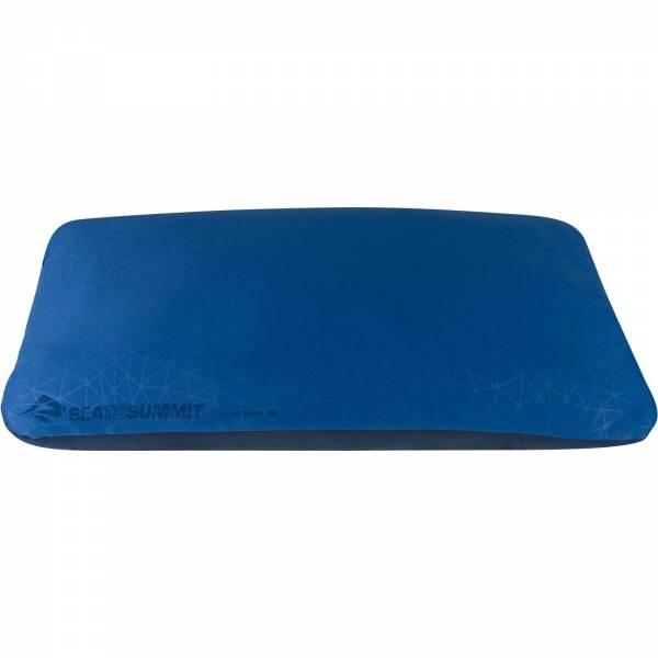 Sea to Summit Foam Core Pillow Deluxe - Kopfkissen navy blue - Bild 8