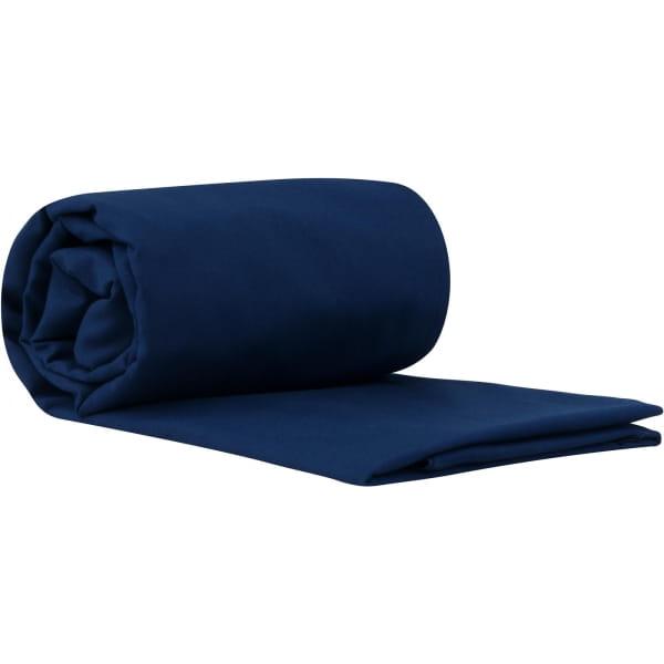 Sea to Summit Cotton Liner Rectangular Standard navy blue - Bild 10