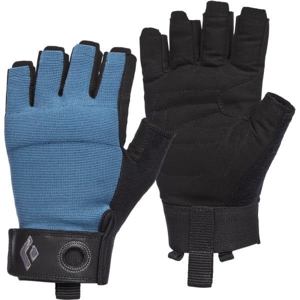 Black Diamond Men's Crag Half-Finger - Klettersteighandschuhe astral blue - Bild 1