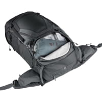Vorschau: deuter Futura Air Trek 55 + 10 SL - Trekkingrucksack black-graphite - Bild 13