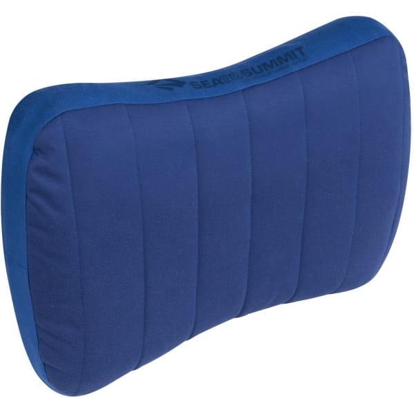 Sea to Summit Aeros Premium Lumbar Support Pillow - Lendenwirbelkissen navy - Bild 1