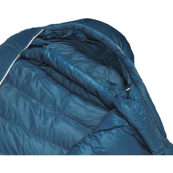Grüezi Bag Biopod DownWool Ice Women - Daunen- & Wollschlafsack ice blue - Bild 6