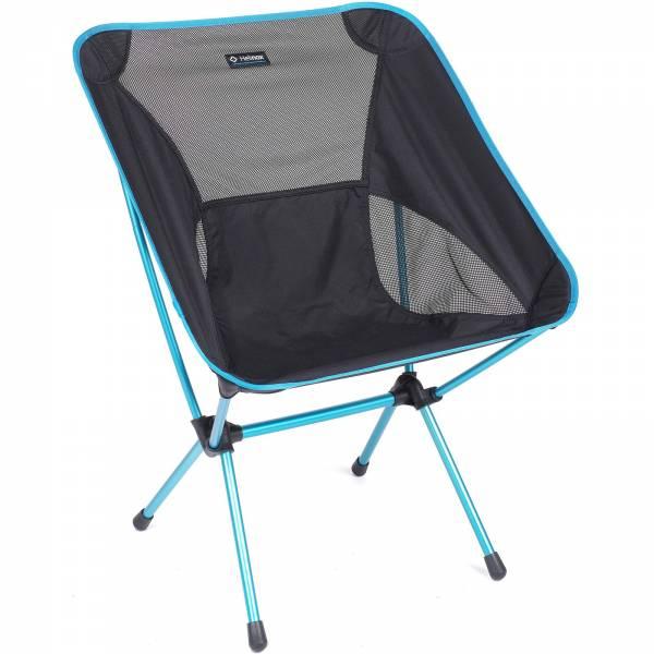 Helinox Chair One X-Large - Faltstuhl black-blue - Bild 1
